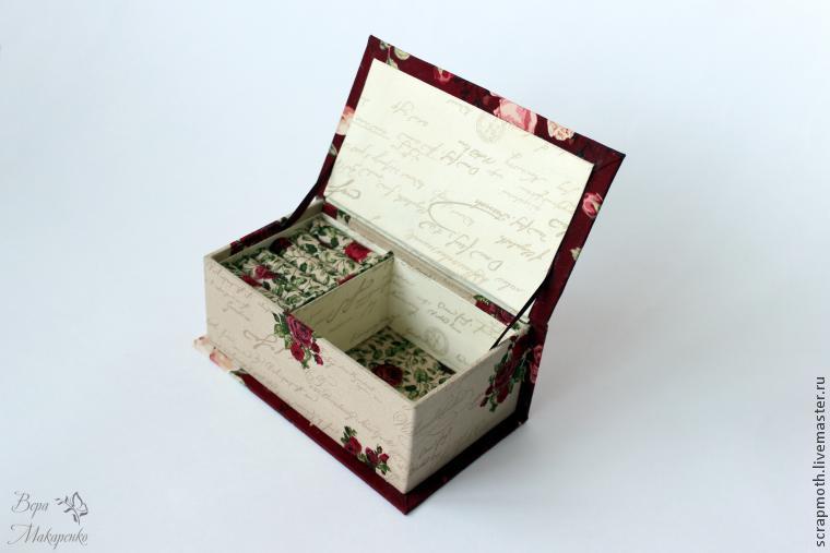 Коробка для монет своими руками
