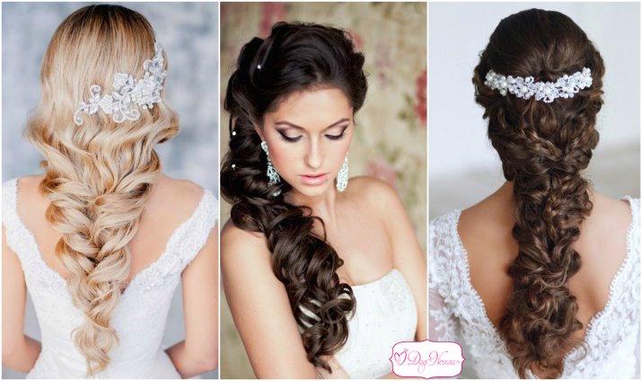 греческие прически на длинные волосы на свадьбу